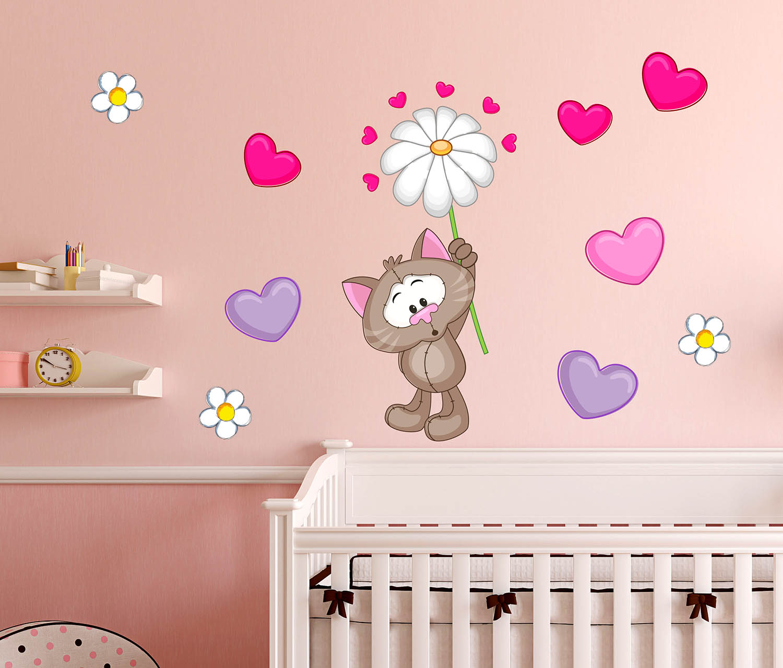 Adesivi murali bambini offerte e risparmia su ondausu - Adesivi bambini cameretta ...